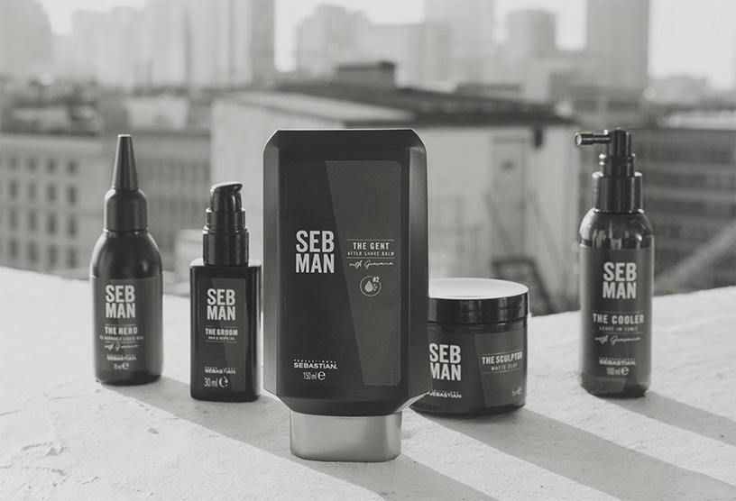 SEBMAN   The New Grooming Line for men